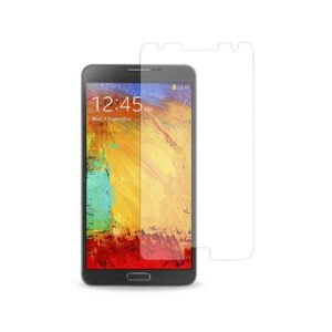 SAMSUNG GALAXY NOTE 3 TWO PIECES SCREEN PROTECTOR IN CLEAR