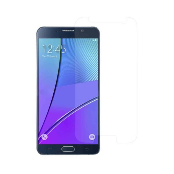 SAMSUNG GALAXY NOTE 5 TWO PIECES SCREEN PROTECTOR IN CLEAR