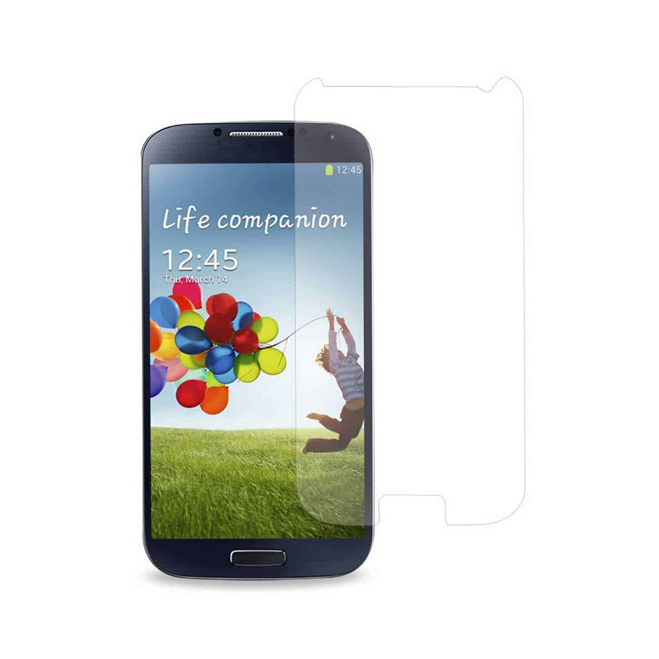 SAMSUNG GALAXY S4 TWO PIECES SCREEN PROTECTOR IN CLEAR