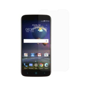 ZTE N817 TWO PIECES SCREEN PROTECTOR IN CLEAR