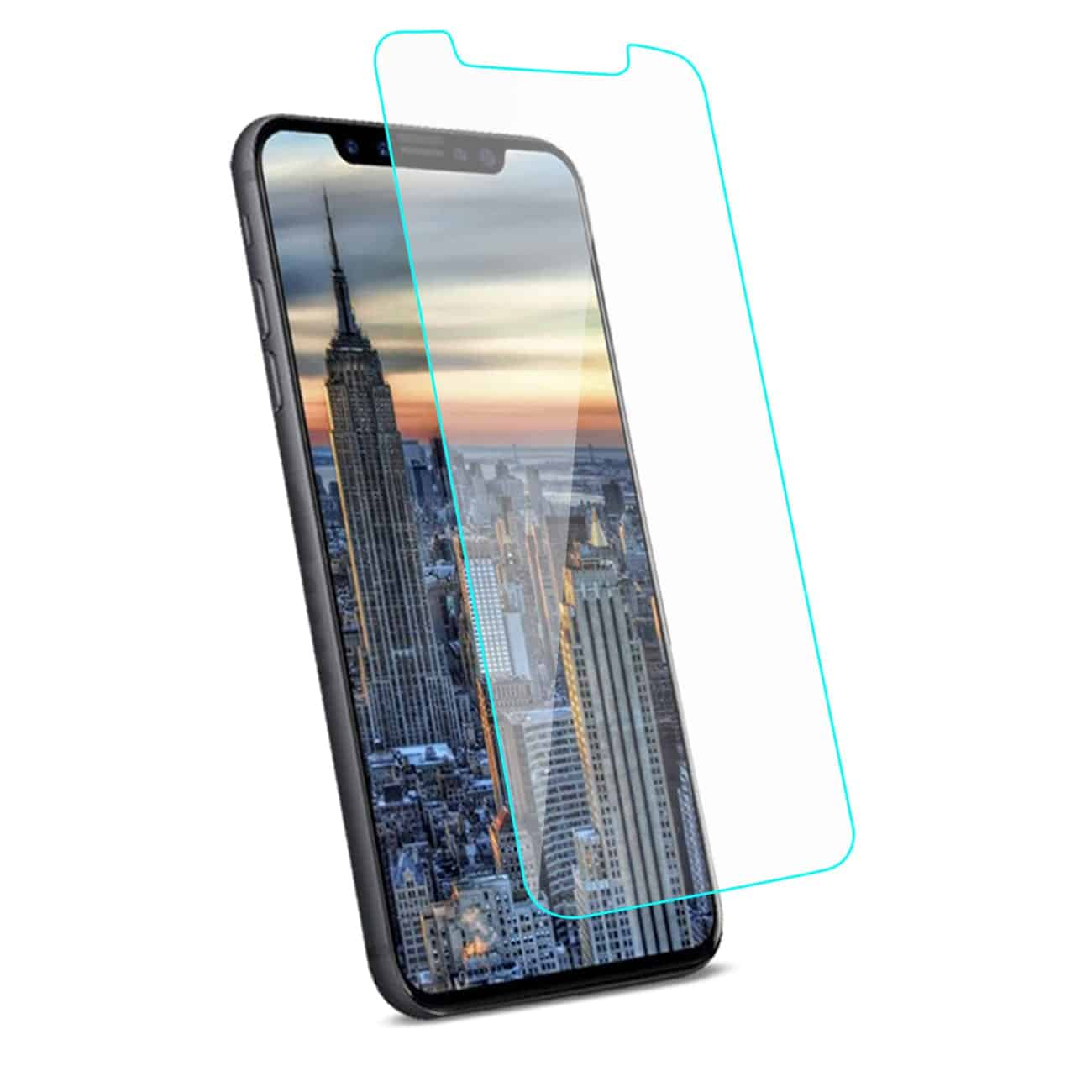 IPHONE X TEMPERED GLASS SCREEN PROTECTOR IN CLEAR