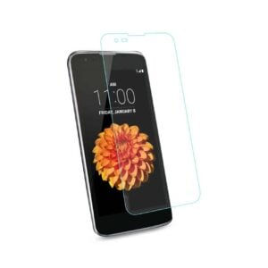 LG K7 TEMPERED GLASS SCREEN PROTECTOR IN CLEAR