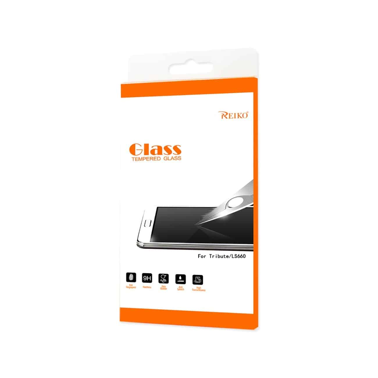 LG TRIBUTE TEMPERED GLASS SCREEN PROTECTOR IN CLEAR