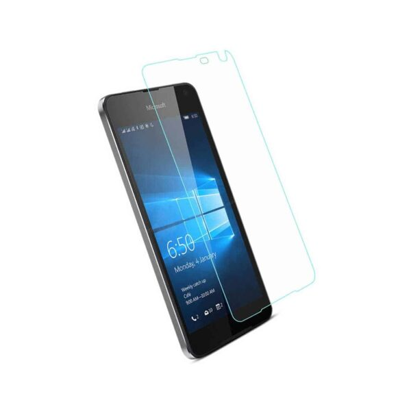 MICROSOFT LUMIA 650 TEMPERED GLASS SCREEN PROTECTOR IN CLEAR