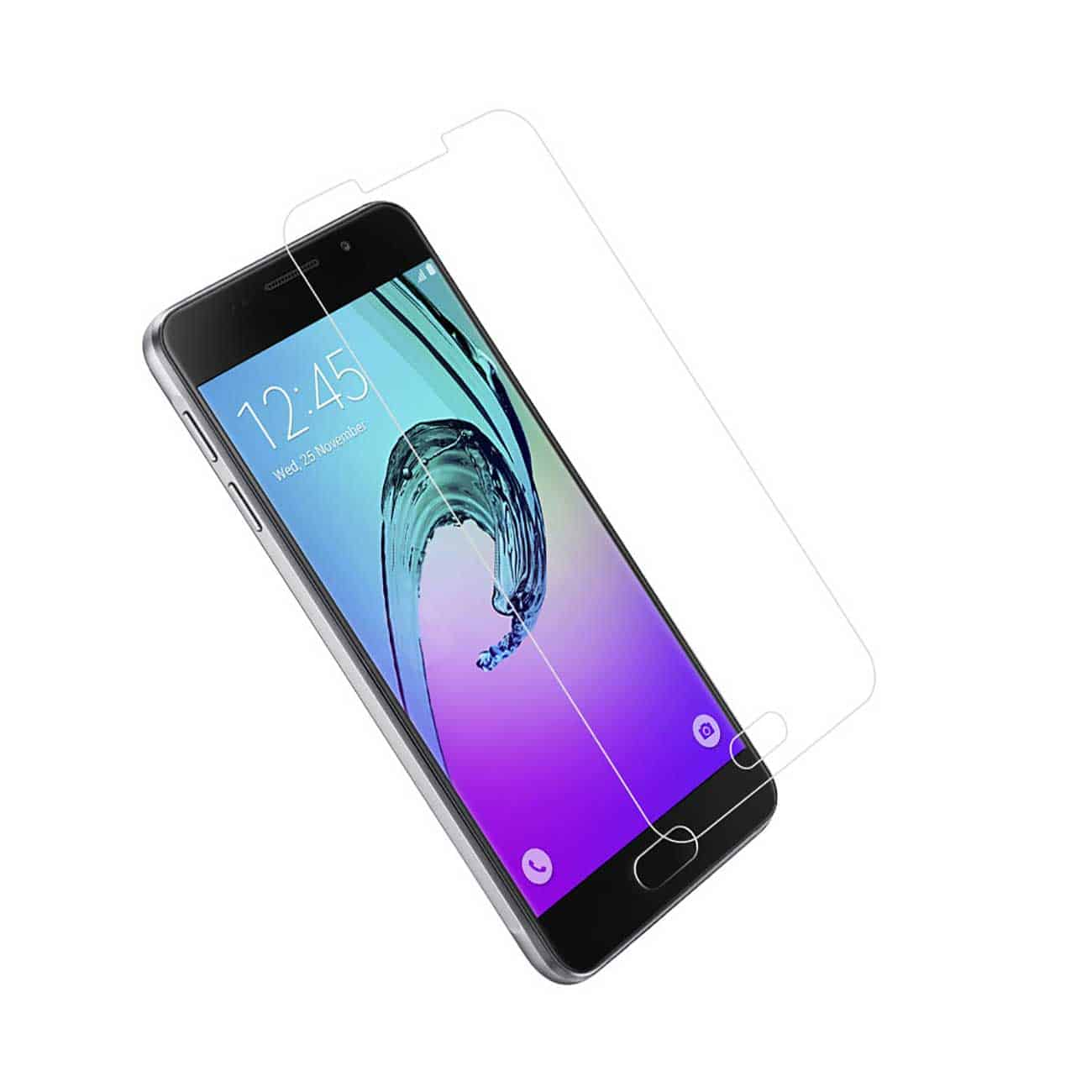 SAMSUNG GALAXY A3 (2016) TEMPERED GLASS SCREEN PROTECTOR IN CLEAR