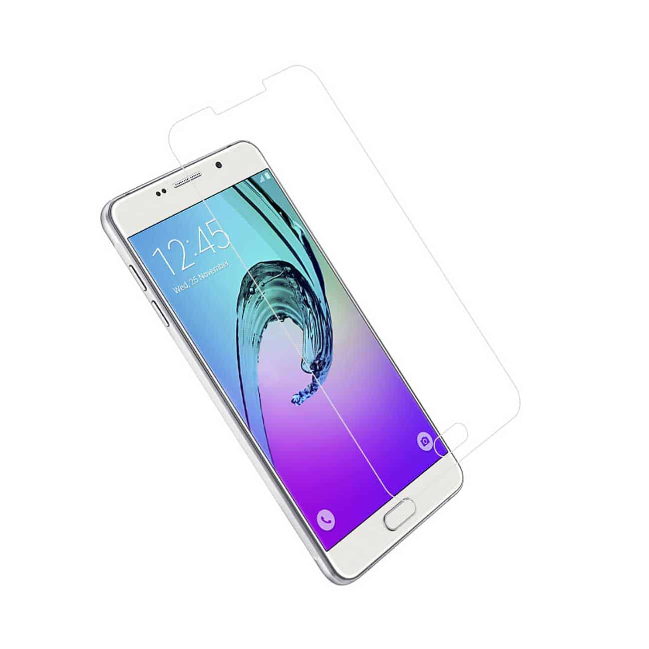 SAMSUNG GALAXY A7 (2016) TEMPERED GLASS SCREEN PROTECTOR IN CLEAR