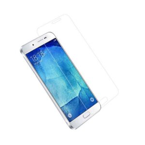 SAMSUNG GALAXY A8 TEMPERED GLASS SCREEN PROTECTOR IN CLEAR
