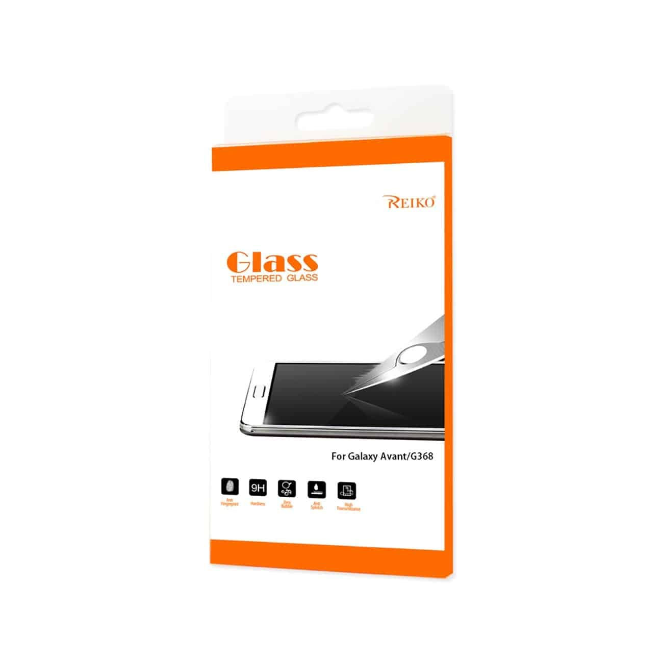 SAMSUNG GALAXY AVANT TEMPERED GLASS SCREEN PROTECTOR IN CLEAR