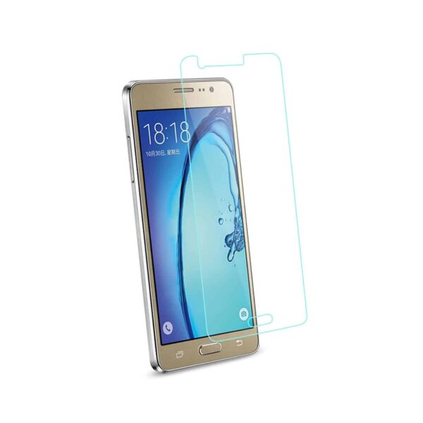 SAMSUNG GALAXY ON5 TEMPERED GLASS SCREEN PROTECTOR IN CLEAR