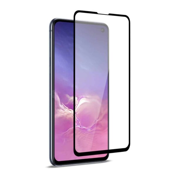 SAMSUNG GALAXY S10 Lite Tempered Glass Screen Protector In Clear