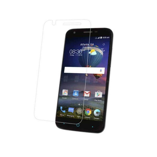 ZTE GRAND X3 TEMPERED GLASS SCREEN PROTECTOR IN CLEAR