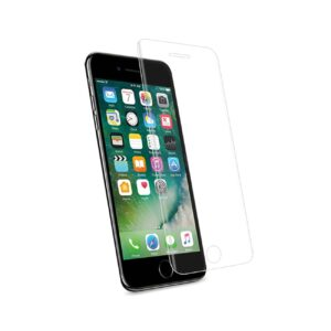 IPHONE 7 3D CURVED FULL COVERAGE TEMPERED GLASS SCREEN PROTECTOR IN CLEAR