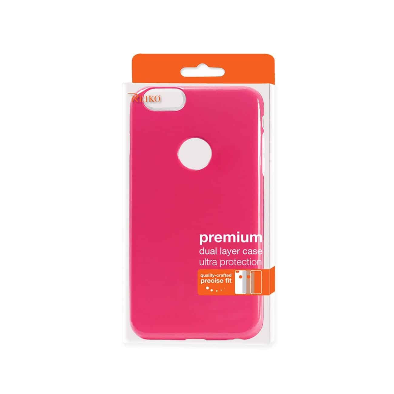 IPHONE 6 PLUS SLIM ARMOR CANDY SHIELD CASE IN PINK