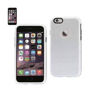 IPHONE 6 PLUS SLIM ARMOR CANDY SHIELD CASE IN WHITE