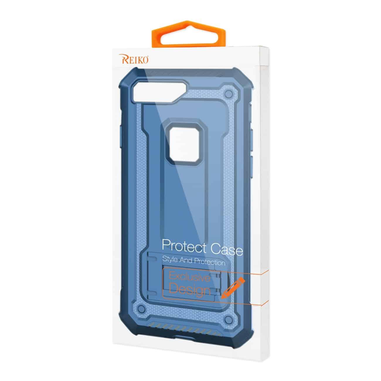 APPLE IPHONE 8 PLUS Case With Kickstand In Blue