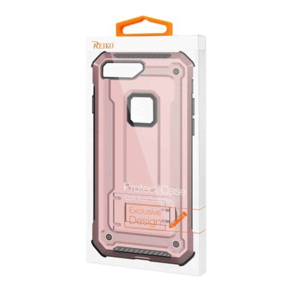 APPLE IPHONE 8 PLUS Case With Kickstand In Rose Gold