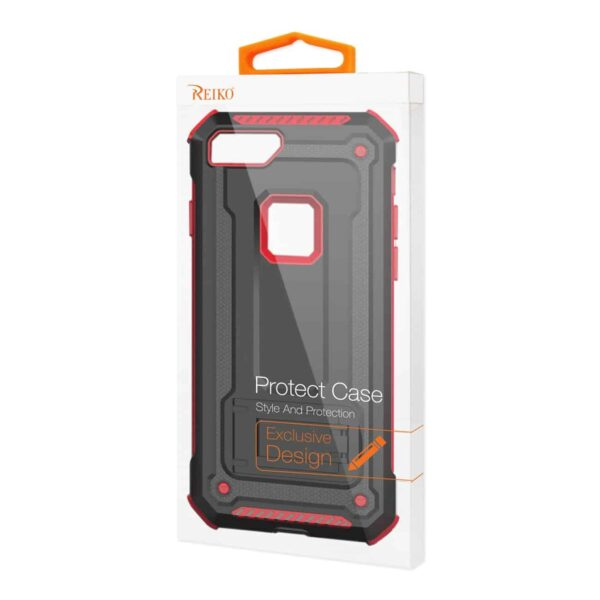 APPLE IPHONE 8 Case With Kickstand In Red