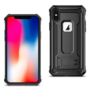 APPLE IPHONE XS Case With Kickstand In Black