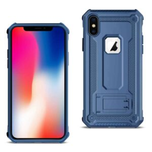 APPLE IPHONE XS Case With Kickstand In Blue