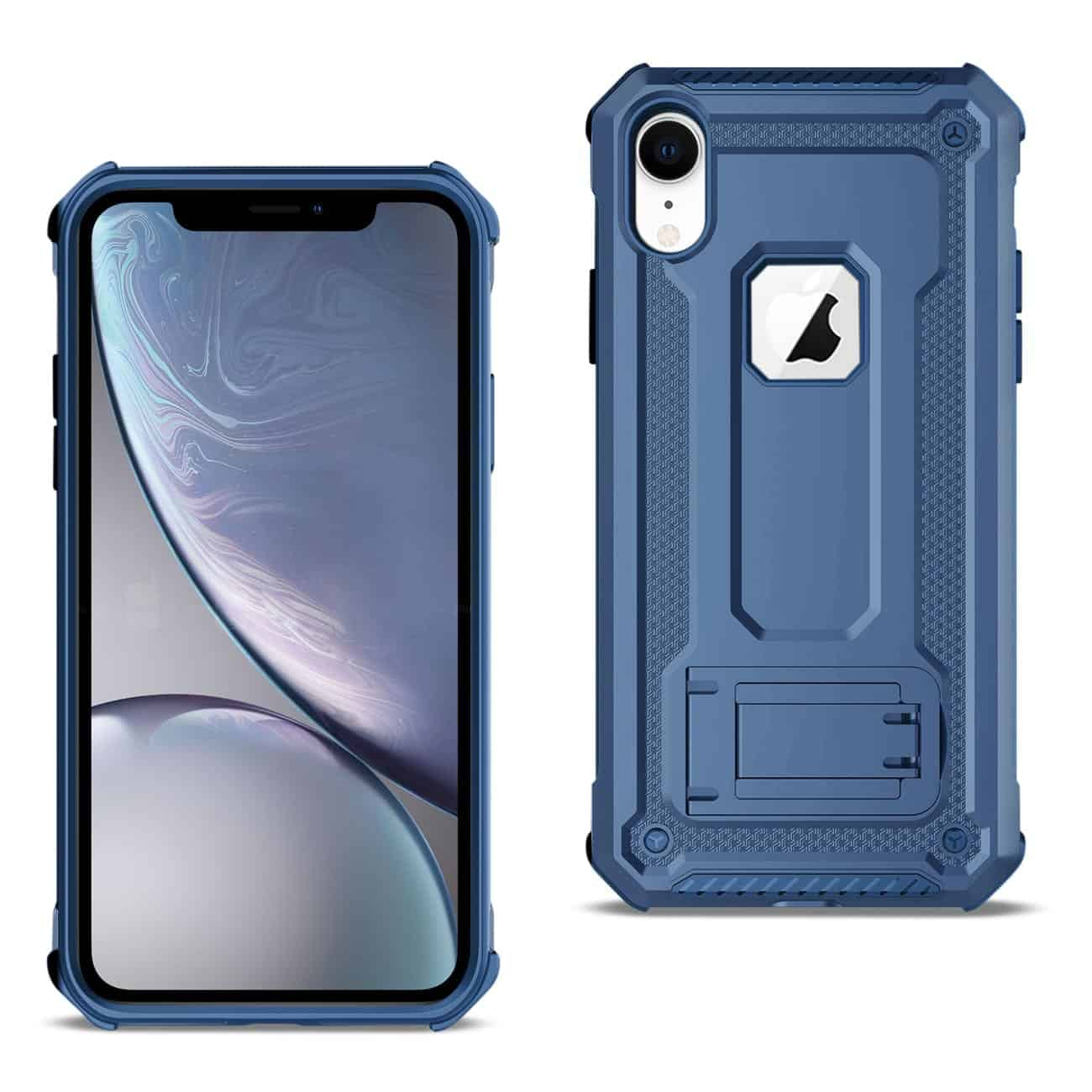 APPLE IPHONE XR Case With Kickstand In Blue