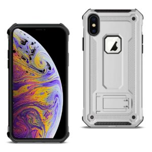 APPLE IPHONE XS MAX Case With Kickstand In Silver