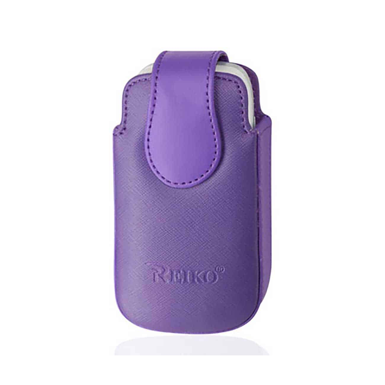 VERTICAL POUCH VP10A LG LX260 RUMOR PURPLE 4.3X2X0.7 INCHES
