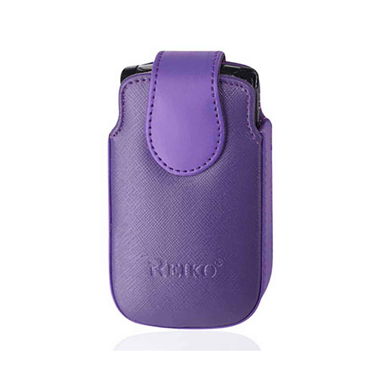 VERTICAL POUCH VP10A MOTOLORA V9 PURPLE 4X0.5X2.1 INCHES