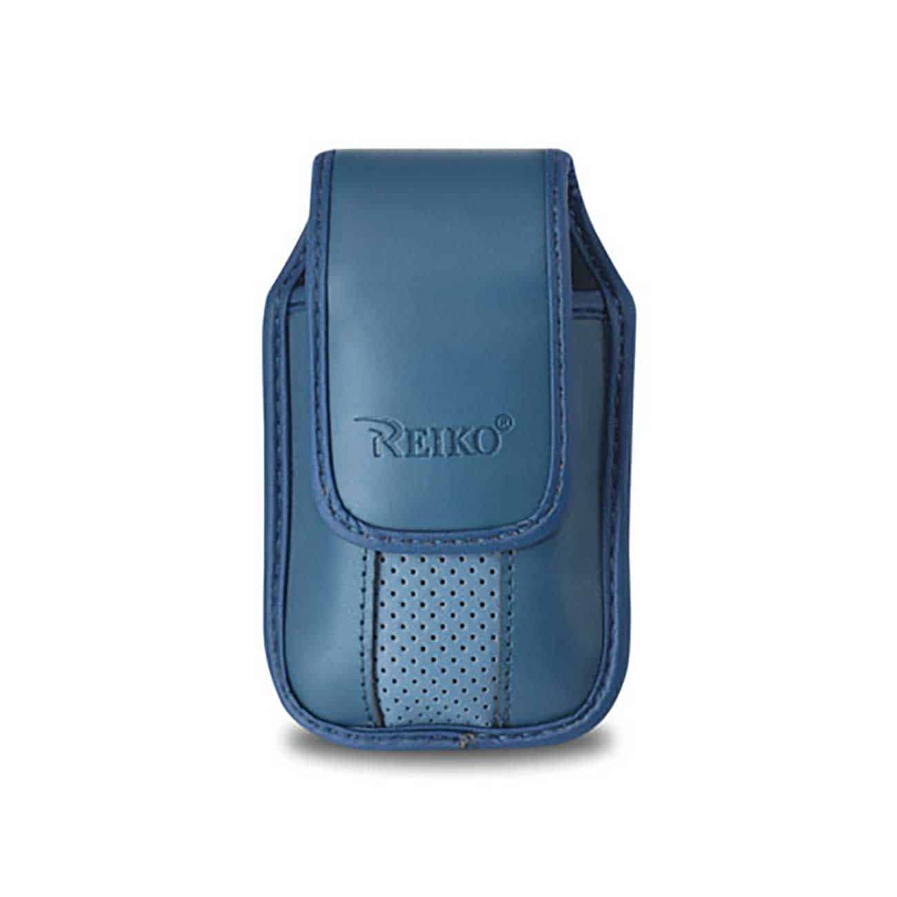 VERTICAL POUCH VP11A BLACKBERRY 8330 BLUE 4.3X2.4X0.6 INCHES