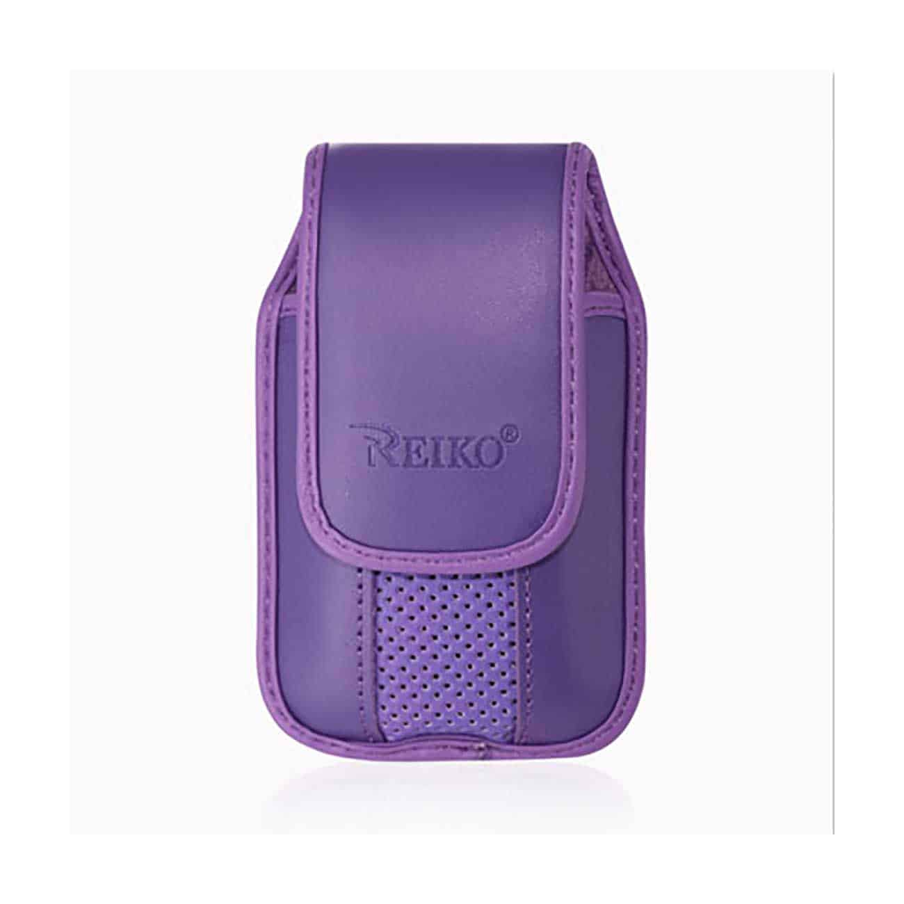 VERTICAL POUCH VP11A LG LX260 RUMOR PURPLE 4.3X2X0.7 INCHES
