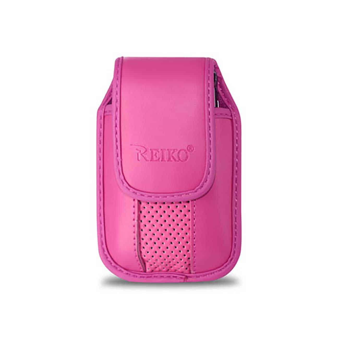 VERTICAL POUCH VP11A MOTOLORA V3 HOT PINK 4X0.5X2.1 INCHES