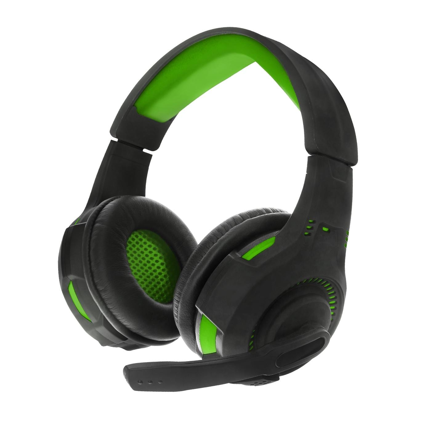 Sentry Industries GX50: Gaming Headset In Green
