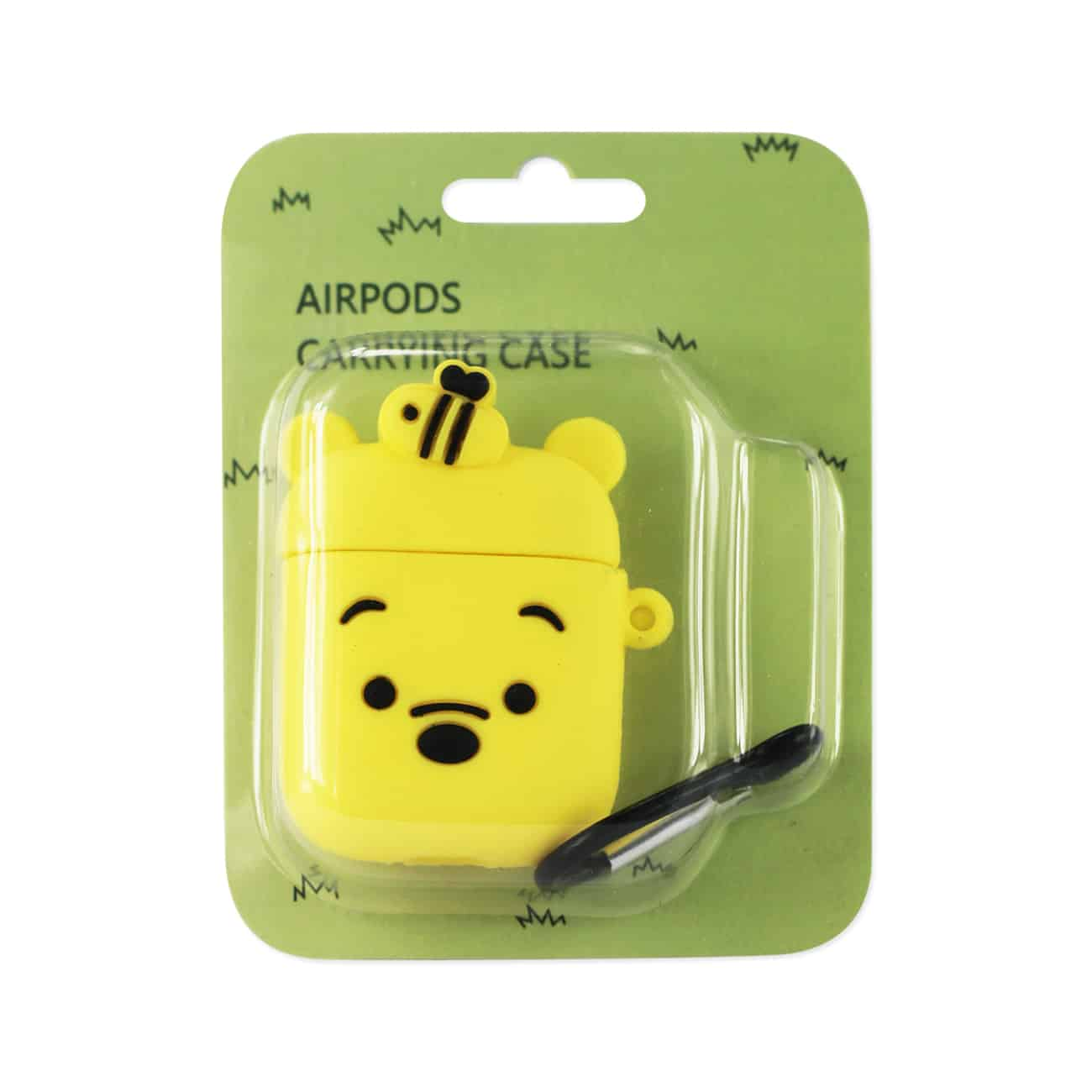 ISTIK Design Case For Airpods In Yellow