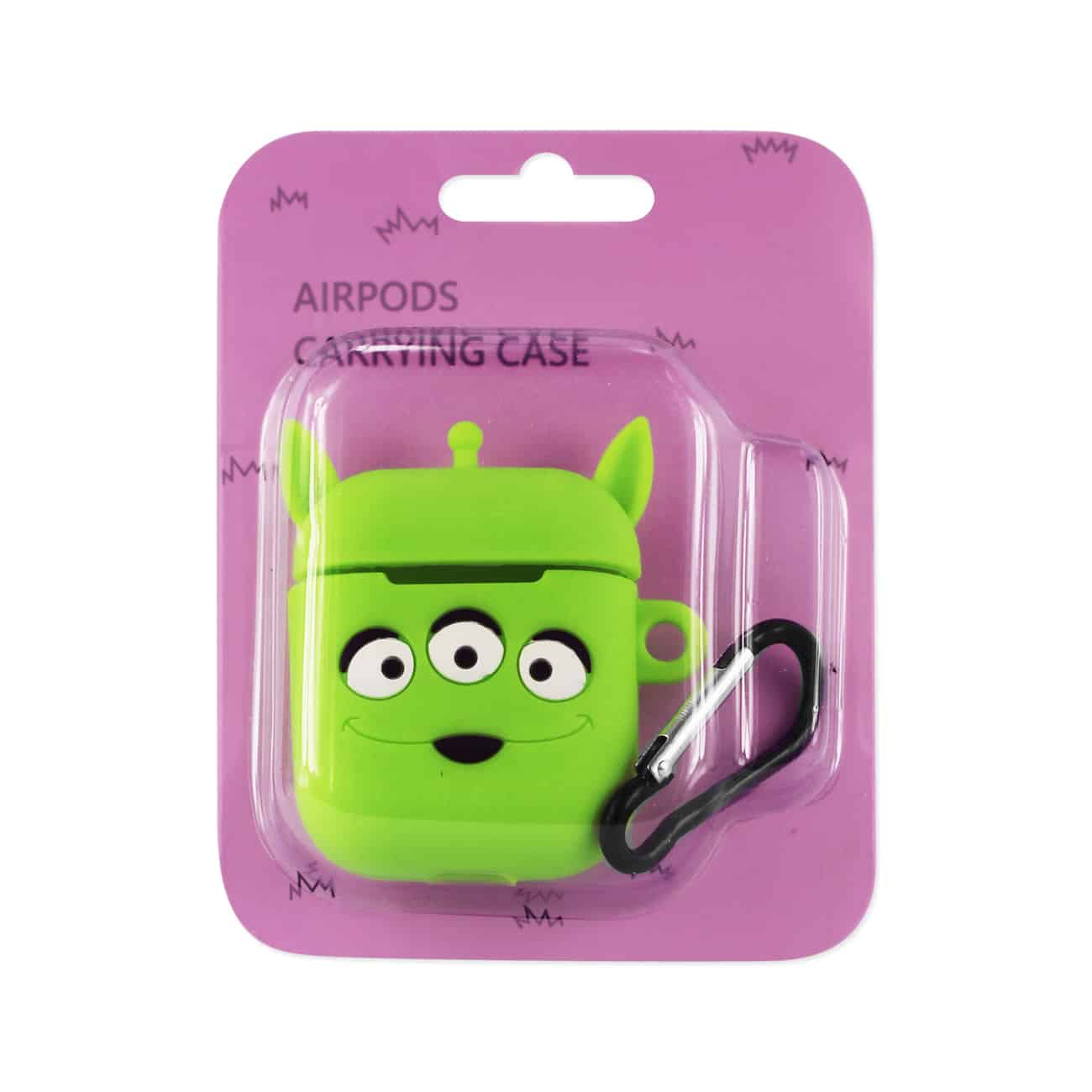 ISTIK Design Case For Airpods In Green