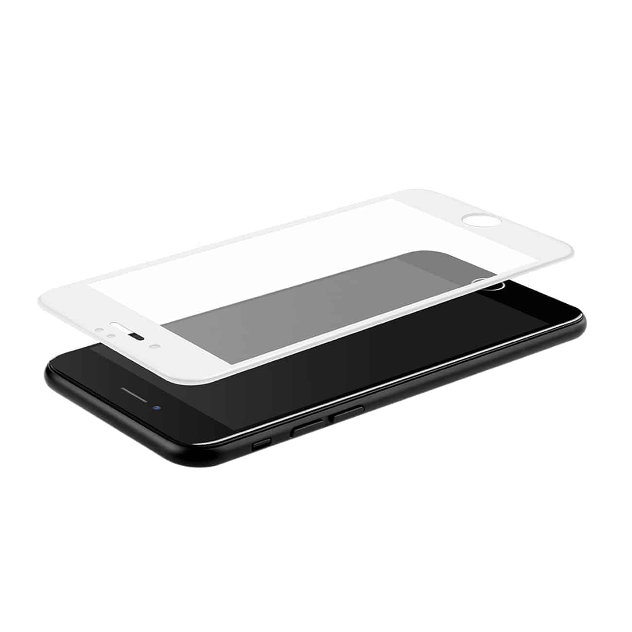 APPLE IPHONE 8 3D Curved Tempered Glass Screen Protector