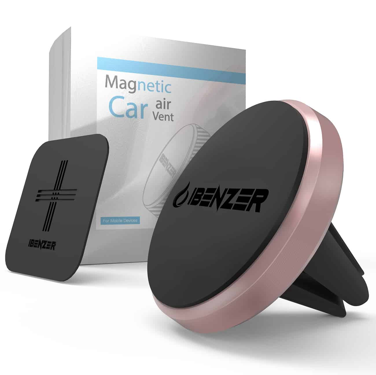 Magic Car Mount Holder (Rose Pink)