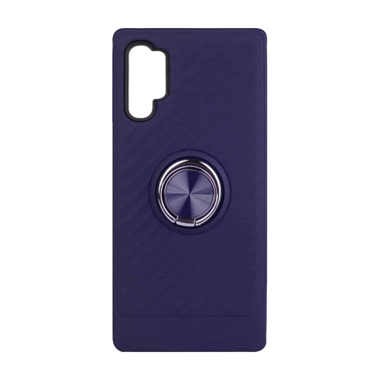 SAMSUNG GALAXY NOTE 10 PLUS Case with Ring Holder InBlue