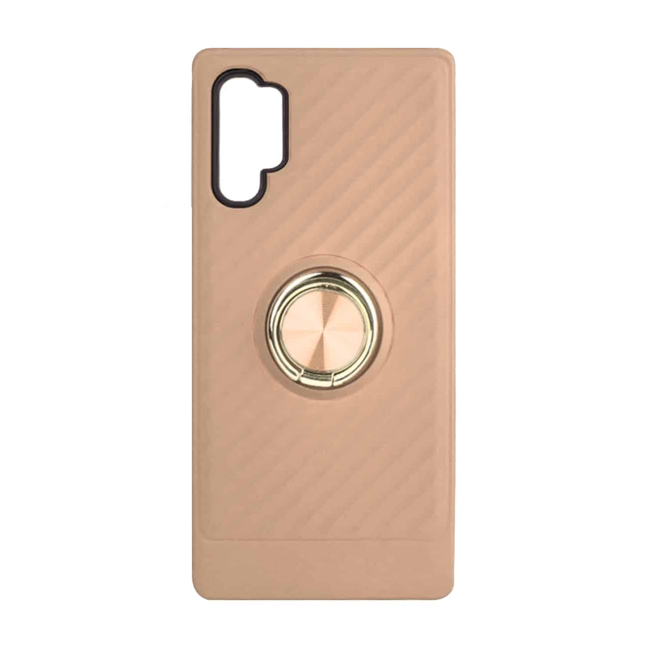 SAMSUNG GALAXY NOTE 10 PLUS Case with Ring Holder InGold