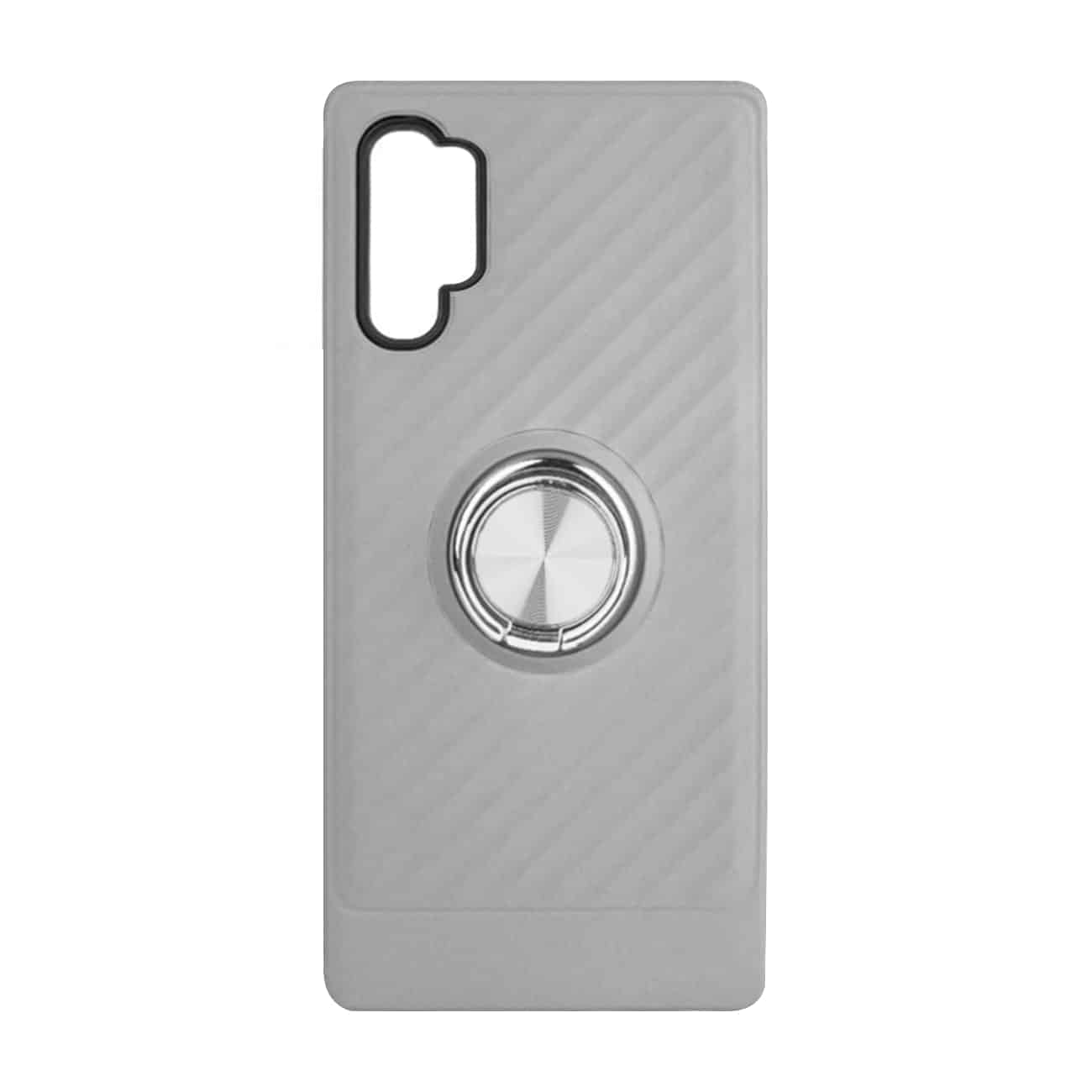 SAMSUNG GALAXY NOTE 10 PLUS Case with Ring Holder InSilver