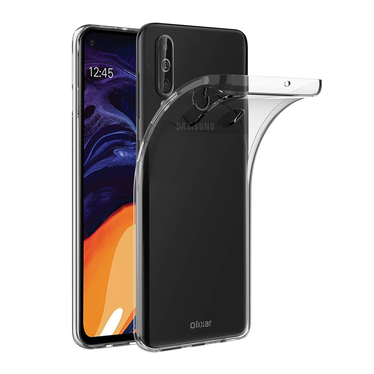 High Quality 2MM TPU Case For SAMSUNG GALAXY A60/M40