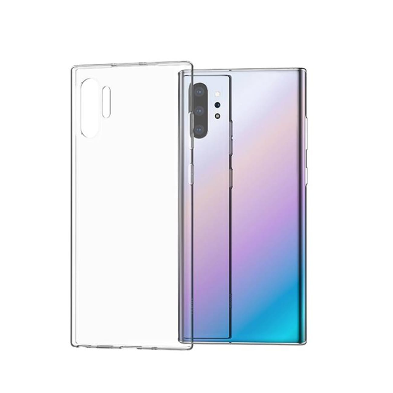 High Quality 2MM TPU Case For SAMSUNG GALAXY NOTE 10 PLUS