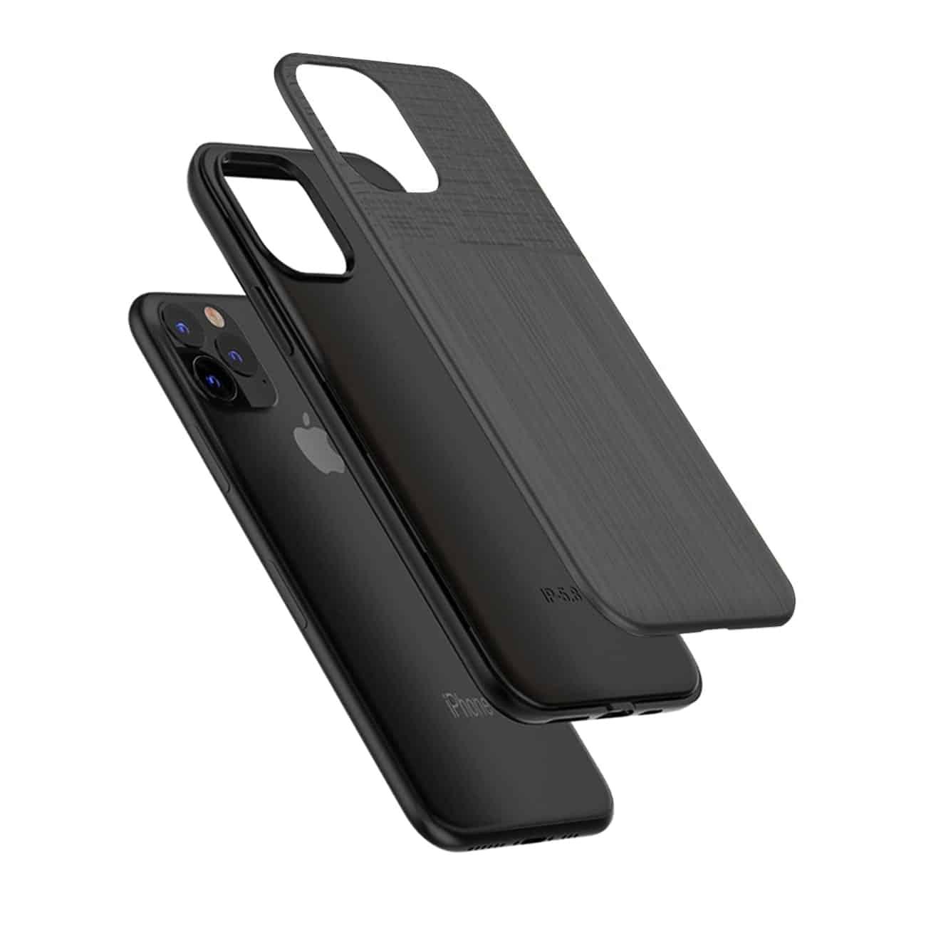 ISTIK APPLE IPHONE 11 PRO MAX Lightweight Case In Black