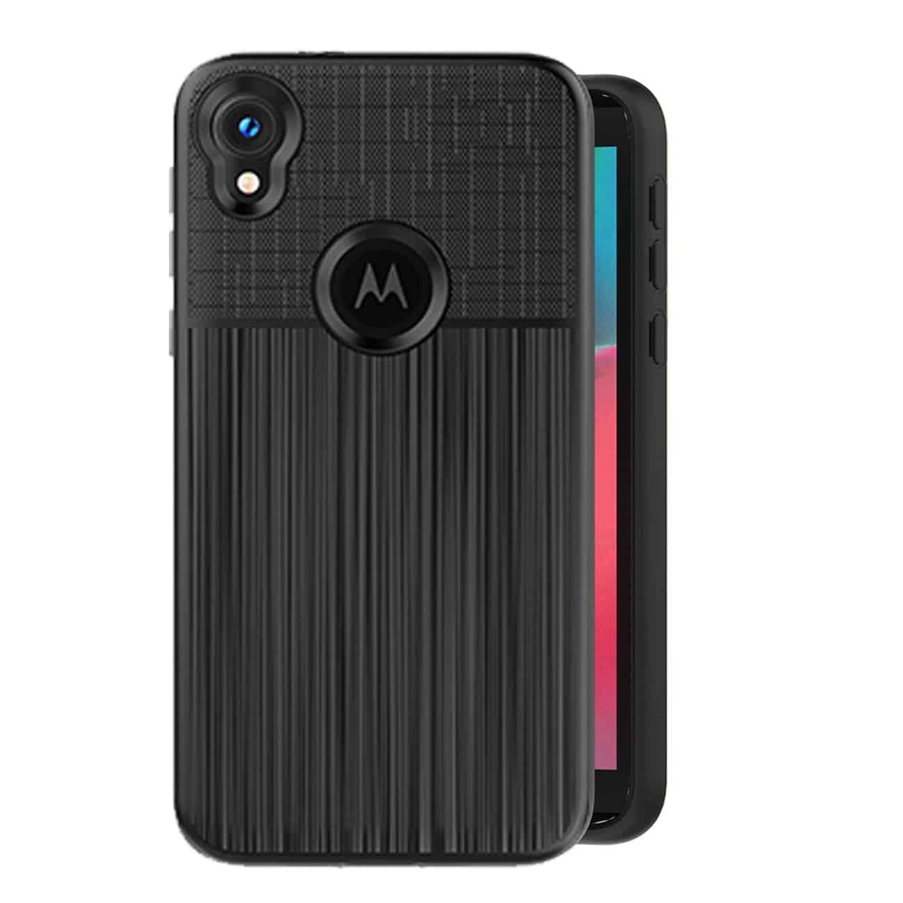 ISTIK MOTOROLA E6 Lightweight Case In Black