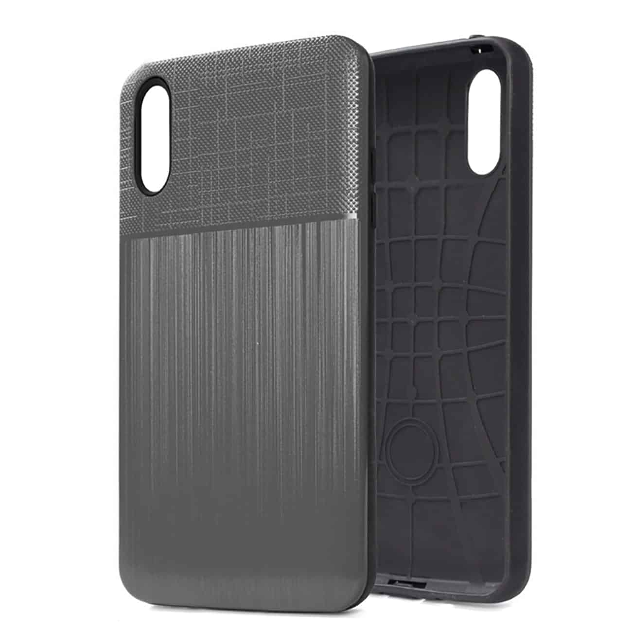 ISTIK SAMSUNG GALAXY A10/M10E Lightweight Case In Gray