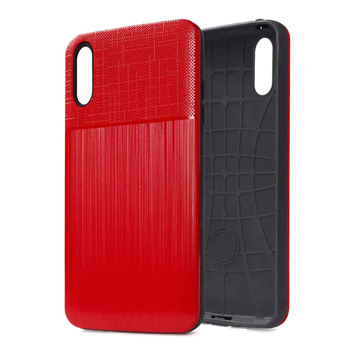 ISTIK SAMSUNG GALAXY A10/M10E Lightweight Case In Red