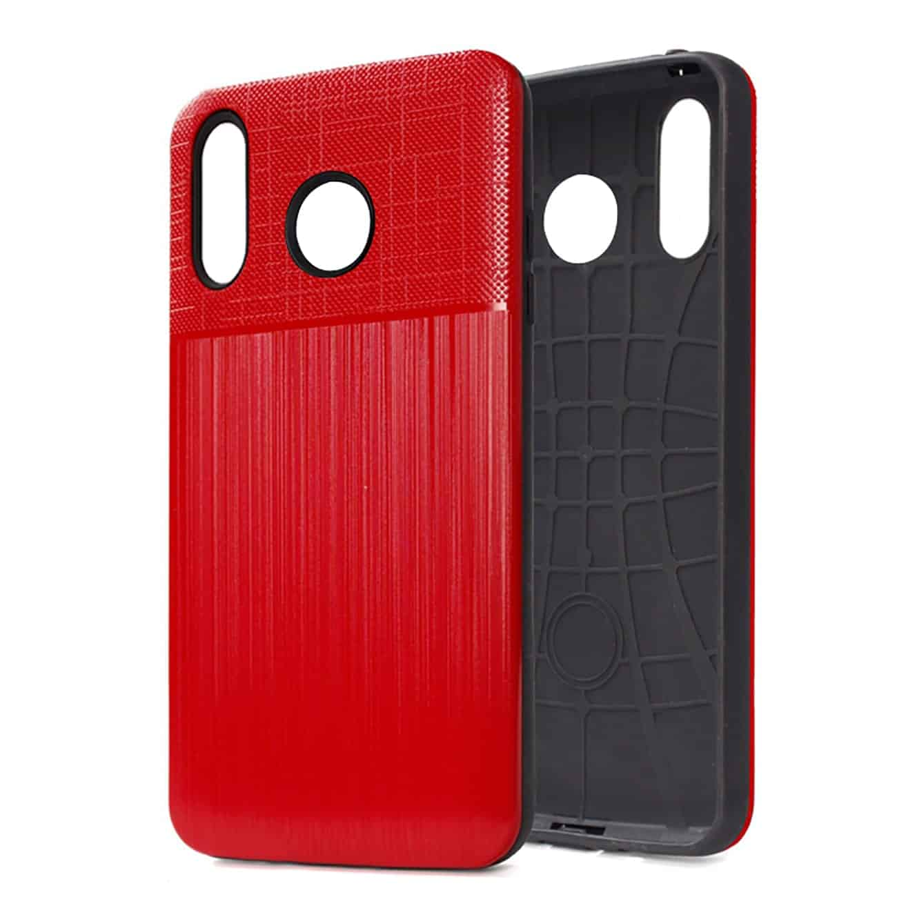 ISTIK SAMSUNG GALAXY A20/A30/A50 Lightweight Case In Red