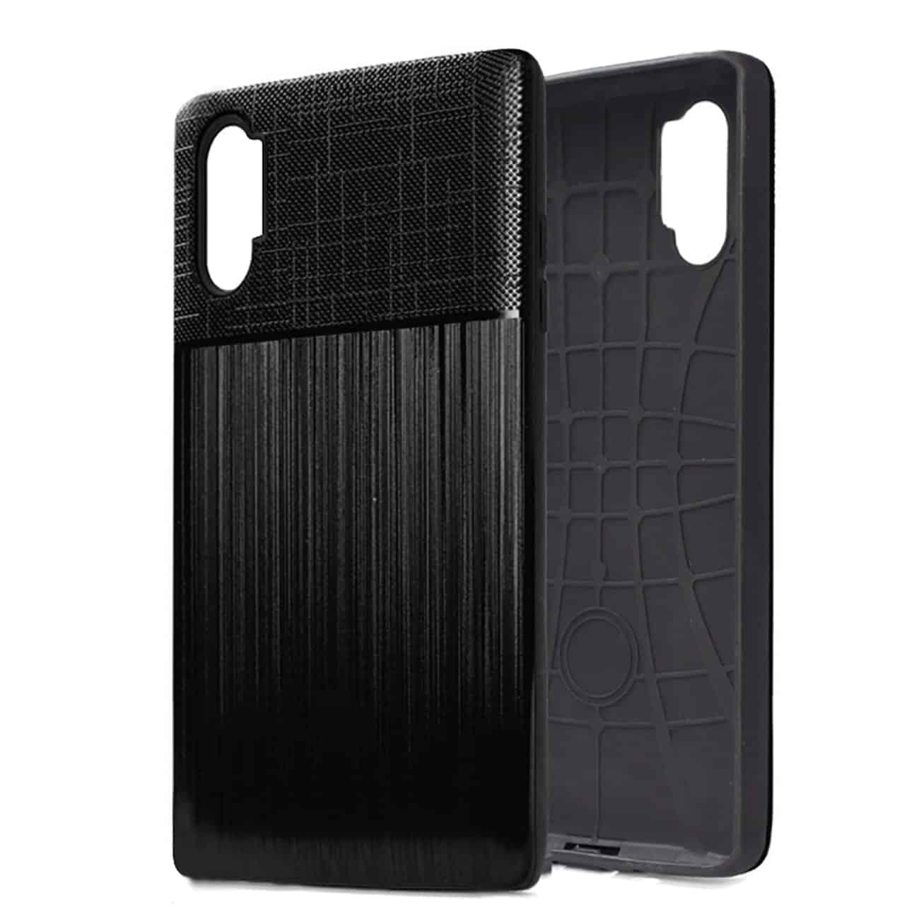 ISTIK SAMSUNG GALAXY NOTE 10 PLUS Lightweight Case In Black