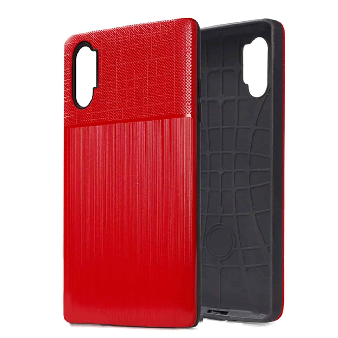 ISTIK SAMSUNG GALAXY NOTE 10 PLUS Lightweight Case In Red