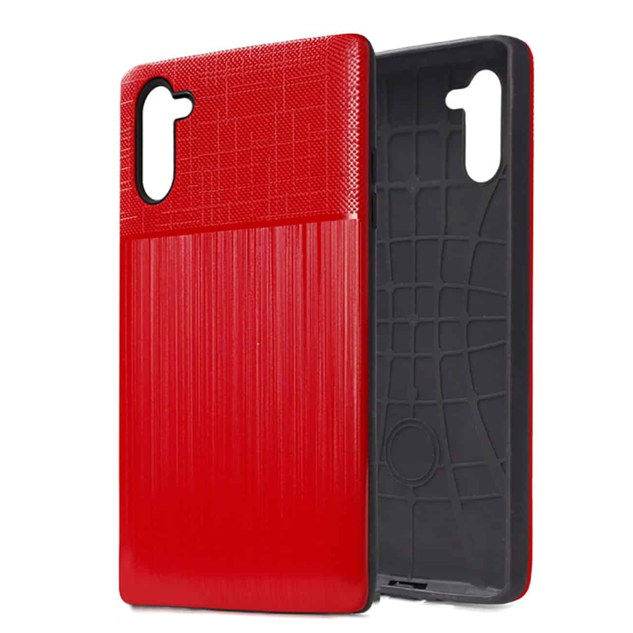 ISTIK SAMSUNG GALAXY NOTE 10 Lightweight Case In Red