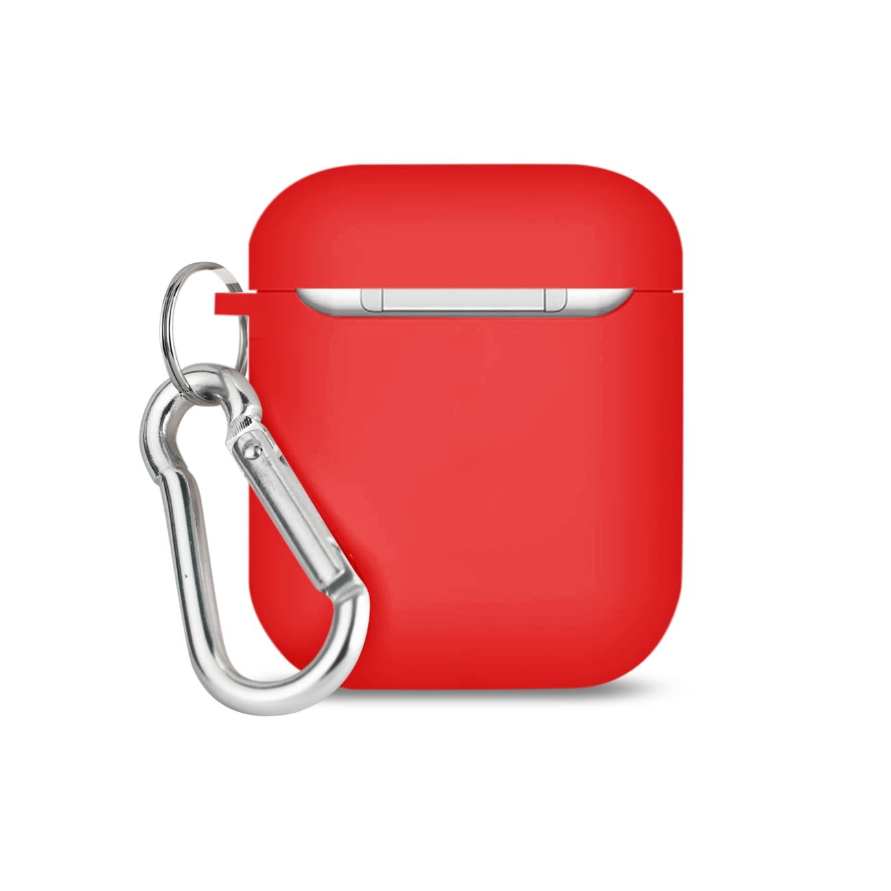 ISTIK Silicone Case for Airpods in Red