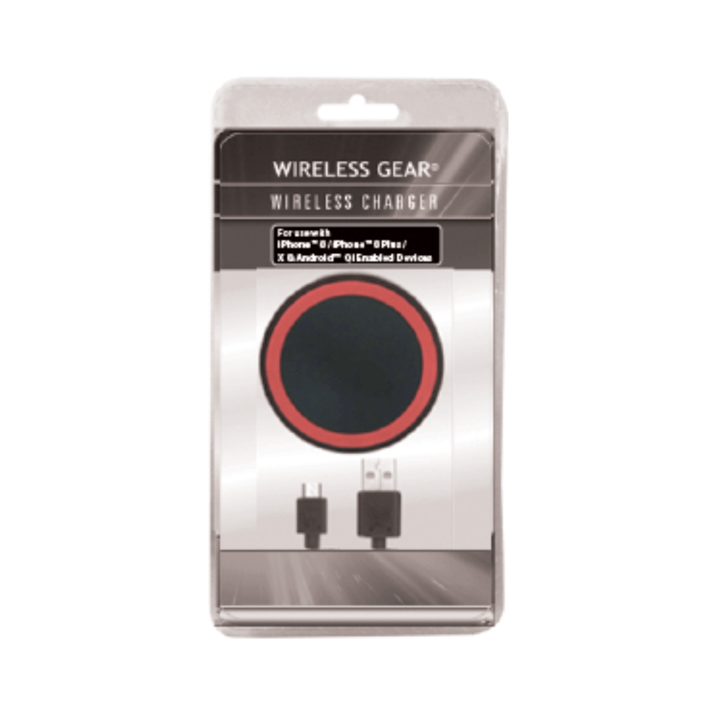 Wireless Gear - wireless desktop charger